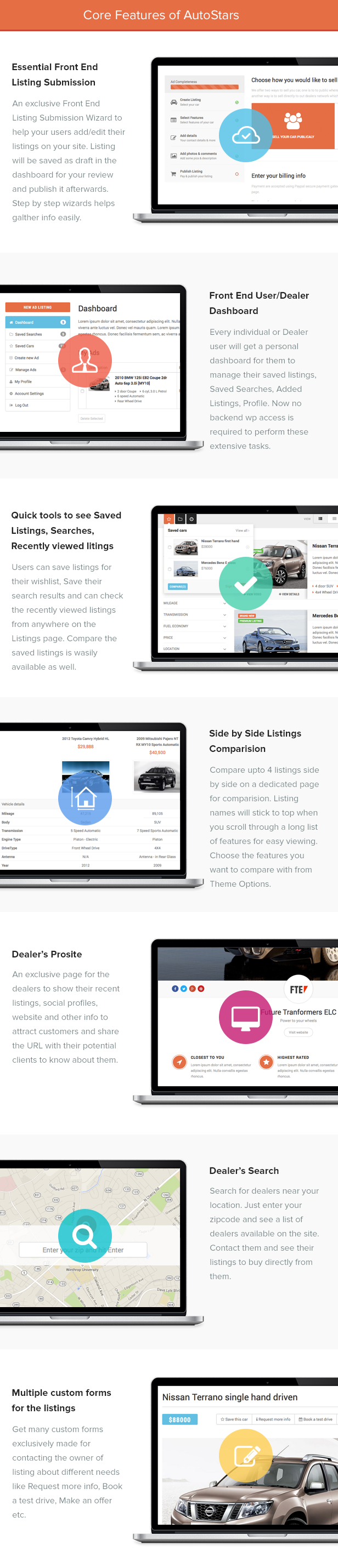 Download Auto Stars – Car Dealership and Listings WP Theme nulled autostars wp themes2