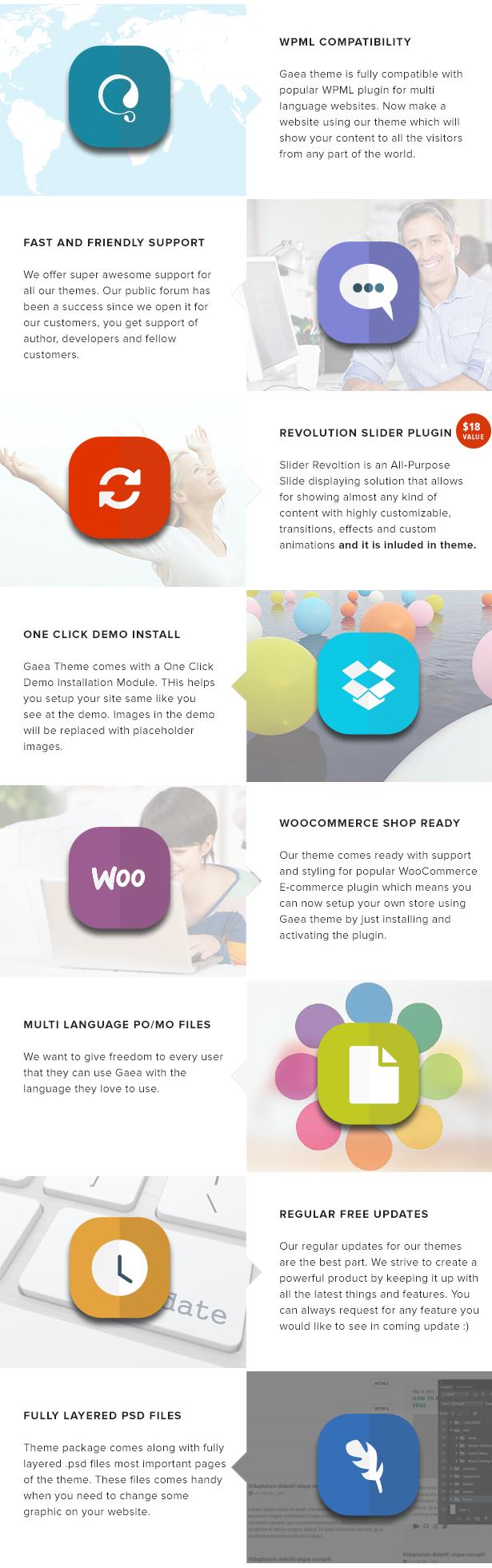 Gaea - Environmental WordPress Theme Download